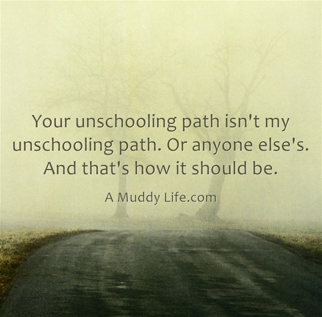 Your-unschooling-path